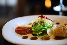 Restauracja Steak & Grill - carpaccio