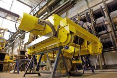 Double-girder hoist for Siderar S.A.I.C. GH Cranes & Components