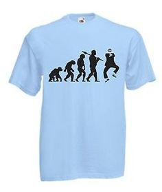 EVOLUTION OF GANGNAM STYLE T-SHIRT Funny Mens Music Keep Calm Ape To Gangnam