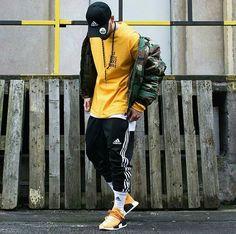 20 Outfits Adidas Human Race ideas