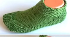 Photos above © Orgu Hayatım What easy blanket booties Tutorial! I found it on Youtube... Full Post:  Knit Booties