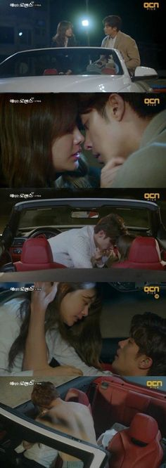 [Spoiler] Added episode 1 captures for the #kdrama 'My Secret Romance'