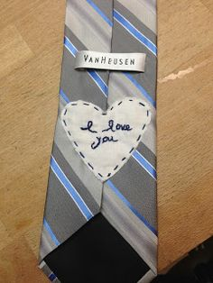 Missionary Gift- Tie with a Message