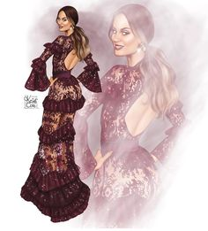 #Grammys #2017 @nictrunfio wearing @zuhaidmuradofficial by @keidicole| Be Inspirational ❥|Mz. Manerz: Being well dressed is a beautiful form of confidence, happiness & politeness