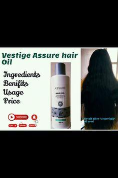 Vestige Assure Hair Oil For Hair Growth. Stop Hair Loss, Prevent Hair Loss, Turn To Stone, Hair Growth Oil, Hair Oil