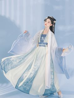 Chinese Clothing Traditional, Traditional Dresses, Japanese Wedding Kimono, Oriental Fashion, Hanfu, China Fashion, Kimono Fashion, Marie, Girls