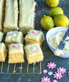 Cupcakes & Couscous: The Lightest Lemon Squares