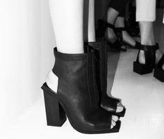 Rad Hourani Unisex Couture SS13 Paris