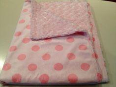 Baby Blanket  Crib Size 30 x 30 by NanaKidsDesigns on Etsy, $35.00