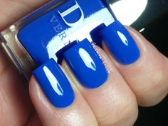 """Dior Electric Blue - holy moly. This is on my """"to get"""" list."""