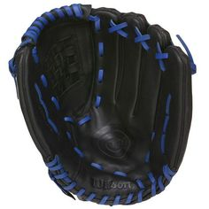 Chicago Cubs Baseball Glove - Black Leather 13 - WTA600 Z157-8776811890