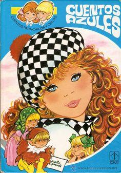CUENTOS AZULES - VOL. 6. - EDUARDO SOTILLOS Y MARIA PASCUAL - ED. TORAY - 1986 (Libros de Lance - Literatura Infantil y Juvenil - Cuentos)