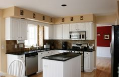 1000 images about kitchen on pinterest stove antique for Birch kitchen cabinets pros and cons