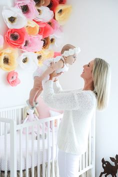 Little Gem: Danielle Hardy's Nursery | theglitterguide.com