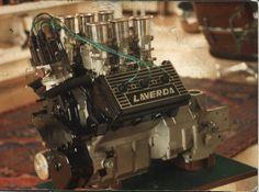 Laverda V6 Engine