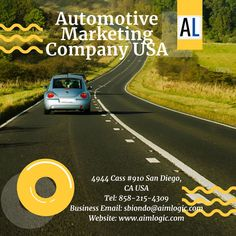Automotive Marketing Company USA Aimlogic Looking for the best automotive marketing companies and consultants? Aimlogic curated the best to help you grow your business. Have a look! OUR SERVICES Conquest Retargeting Oem Style Video Ads Cinemagraphic Ads Oem Marketing Address 4944 Cass #910 San Diego, CA USA Tel: 858-215-4309 Business Email: sbiondo@aimlogic.com Marketing Companies, Ca Usa, Business Emails, Growing Your Business, Oem, San Diego, Digital Marketing, Social Media, Style