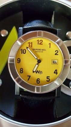 Raymond Weil Uhr unisex Neu