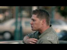 "supernatural-dean sing ""eye of the tiger""! repinning because he is just so amazing and adorable and SUCH a nerd"