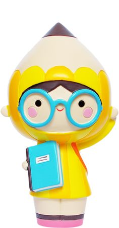 """Clever Clogs, momiji 3"""" figurine $22 Jan 2016"""