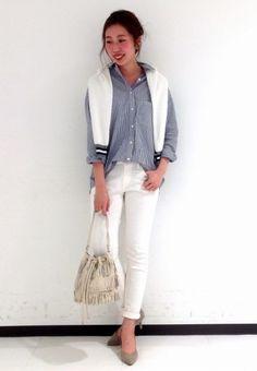 SO Cute :)! The Treasures Cassie purse was customised in color cream for Spick & Span Japan #TreasuresDesign #Spickspan  Bag&Shoes BEST3発表★ | Spick & Span 公式ブログ