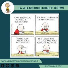 La vita secondo #CharlieBrown: Il senso di colpa di Linus. #Peanuts