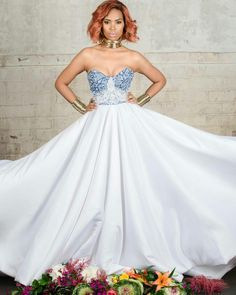 Tuelo Nguyuza Bridal Collection
