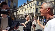 Witnessing in Bath City April 19th 2018