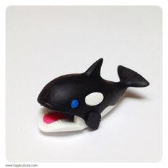 Orca eraser