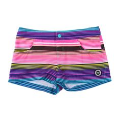 Roxy Surf Sesh Rg Board Shorts - Tropical Pink | Free UK Delivery