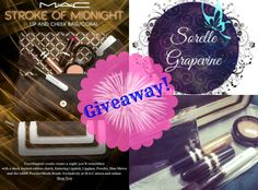 Giveaway! Win Mac Stroke of Midnight Coral Bag