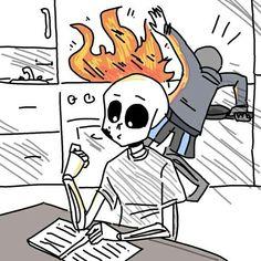 Sanscest Y Fontcest - dia a dia con error e ink Memes Undertale, Undertale Comic Funny, Undertale Pictures, Undertale Ships, Undertale Cute, Undertale Fanart, Error Sans, Mundo Comic, Drawing Reference