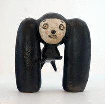 Eun-Ha Paek\Terracotta dog heads