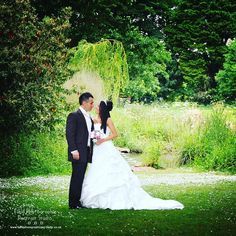 you can't beat a walk in the park with a #Supadupa !! #bride & #Groom #fieldphotographic #Heanorphotographer | From Field Photographic Portrait Studio | http://ift.tt/20TBije