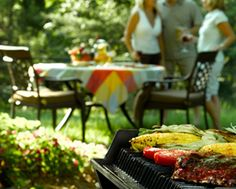 "With Labor Day around the corner, getting your home ""party ready"" can seem like a daunting task. These party preparation tips will help ensure your guests have a good (and safe!) time and that your home is still standing at the end of your summer bash.  Keep these tips in mind while getting ready for your Labor Day party."