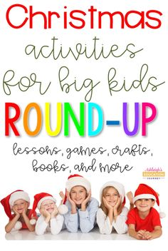 This collection of Christmas activities will keep students engaged during the busy Christmas season! Reading Activities, Reading Skills, Teaching Reading, Christmas Activities, Christmas Ideas, Winter Activities, Holiday Ideas, Montessori Elementary, Upper Elementary