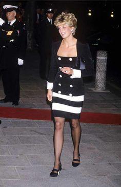 Principessa Diana 1992.