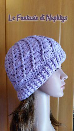 Crochet DIVINE Hat