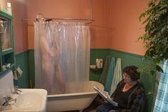 Dick Blau, Bathroom (Max and Jane)