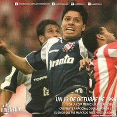 #IndependienteHistorico #Independiente cae frente a #Nacional de Uruguay.