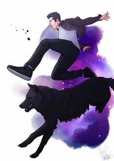 Arte Teen Wolf, Teen Wolf Fan Art, Teen Wolf Ships, Derek Teen Wolf, Teen Wolf Dylan, Teen Wolf Scenes, Meninos Teen Wolf, Teen Wolf Funny, Fantasy Wolf