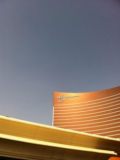 Only the BEST hotel in Vegas for us!!!! ;)    (for namesakes of course)