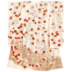 ◆振袖レンタルフルセット【R709】白枝垂れ菊梅に水鳥☆(宅)〔結婚式〕〔結納〕〔パーティ〕〔卒業式〕〔レンタル着物〕〔フルセット〕〔貸衣装〕〔ふりそで〕〔フリソデ〕 Kimono Design, Kimono Fabric, Japanese Outfits, Yukata, Japanese Kimono, Traditional Outfits, Fashion Art, Feminine, Formal