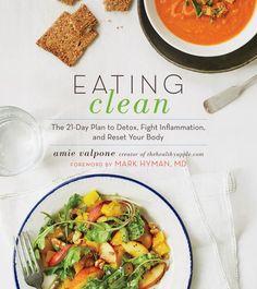 10 Ways to Eat Clean in 2016|Amie Valpone