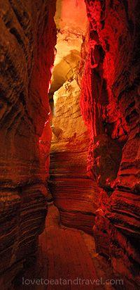 Howe Caverns, New York, USA