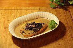 Kotleciki ziemniaczane w sosie grzybowym