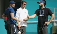 Colts or Dolphins | Which team is more doomed for 2017? = The Miami Dolphins and Indianapolis Colts are waist deep in quicksand, and the regular season is still more than a month away. Two fringe playoff teams with decently-high expectations — more so the Dolphins than Colts — are already.....