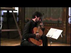 """Giuseppe Chiaramonte: Solo Recital with Romantic Guitar at """"Giuseppe Ver..."""