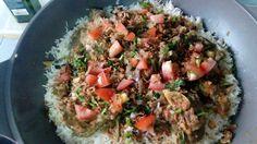 Pakistan Briyani Rice with Mutton