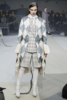 Défilé Thom Browne prêt-à-porter femme automne-hiver 2017-2018 11