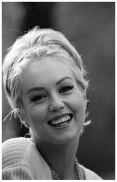 Mylène DEMONGEOT '50-60 (29 Septembre 1935) is a French actress, who has appeared in 72 films since 1953. She was born Marie-Hélène Demongeot in Nice, Southern France.Demongeot gained fame and adulation for her portrayal of Abigail Williams in the Franco-East German production The Crucible (1957), for which she was nominated for BAFTA Awards for Most Promising Newcomer to Film. Sophia Loren, Emmanuelle Béart, Delon, Deneuve, Valley Of The Dolls, French Actress, French Films, Musa, Moving Pictures